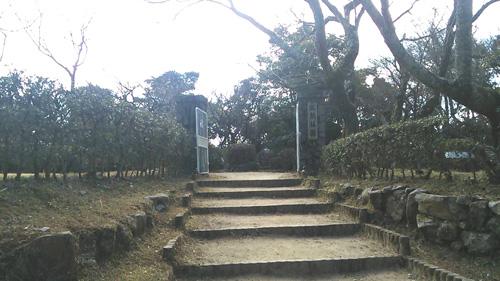 三熊梅園 入口