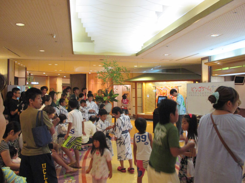 2015年8月15日開催ビンゴゲーム大会