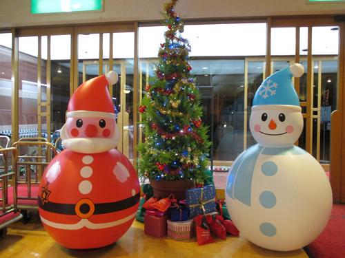 2015年12月クリスマス