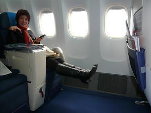 飛行機(ビジネス)