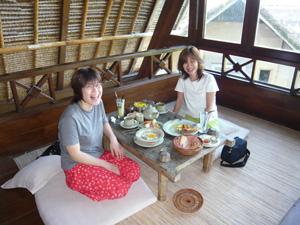 レストラン(朝食)