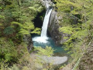 大釜の滝 2